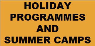 Holiday Programmes and Summer Camps