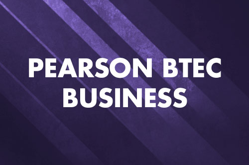 Pearson BTEC Level 5 Higher National Diploma in Business