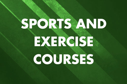 Certificate in Sport & Exercise Sciences