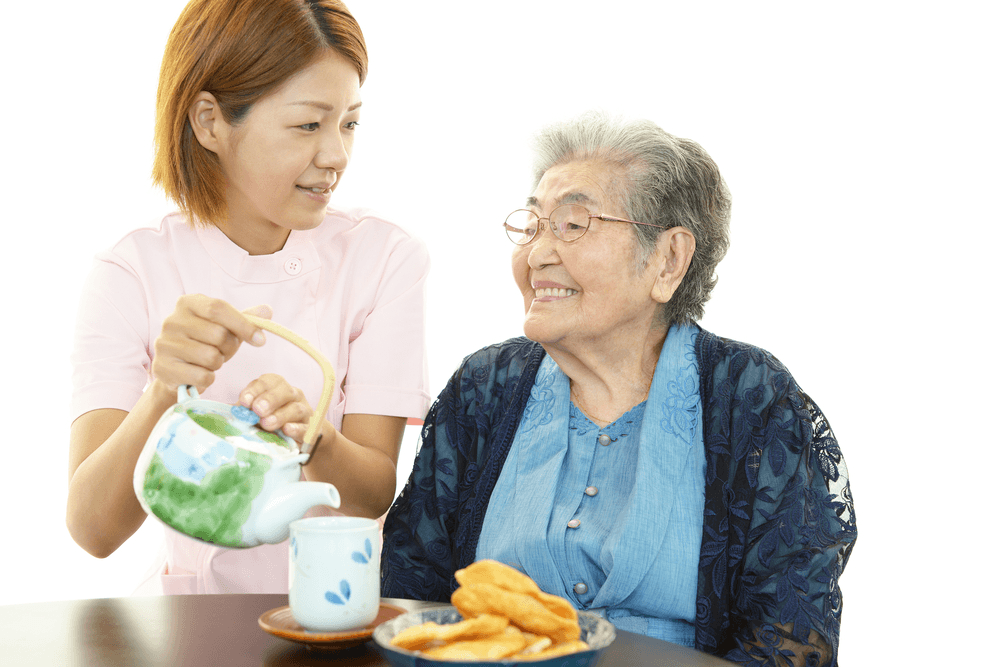 Community Care for Elderly